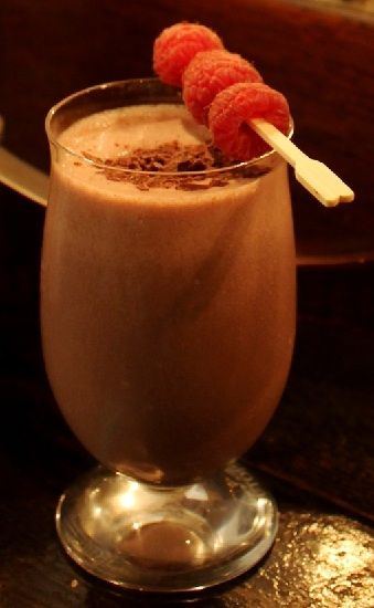 Chocolate ice cream, Cocktails and Tequila on Pinterest