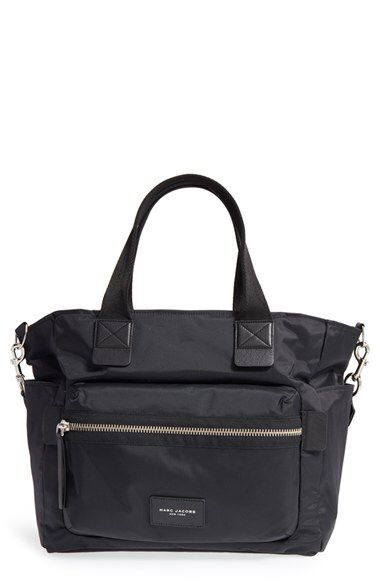 MARC JACOBS MARC JACOBS 'Biker' Nylon Baby Bag available at #Nordstrom