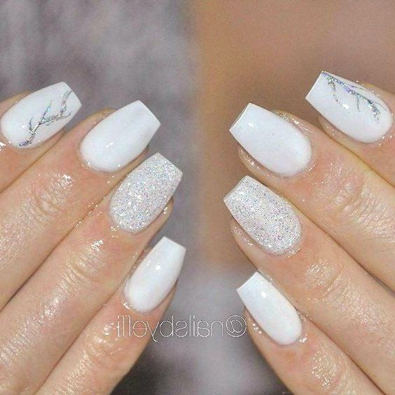 Short Nails Coffin 12 Nails Or Full Set Of 20 Nails 2g Nail Glue Coupon Code For Nex Short Coffin Nails Designs White Coffin Nails Glitter Gradient Nails