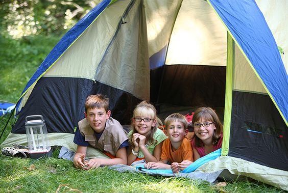 Family Camping  - Right Start Blog
