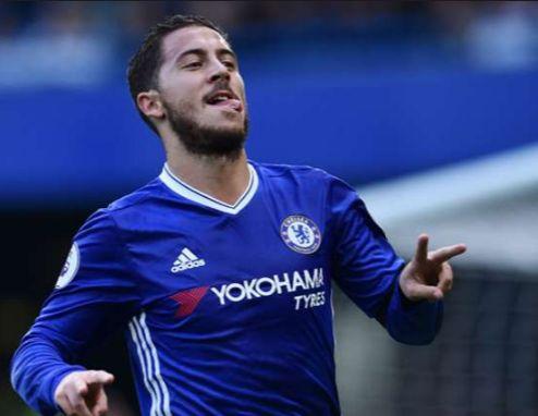 Hazard. Các Đối Thủ Tự Thua Trước Khi Đá Với Chelsea: