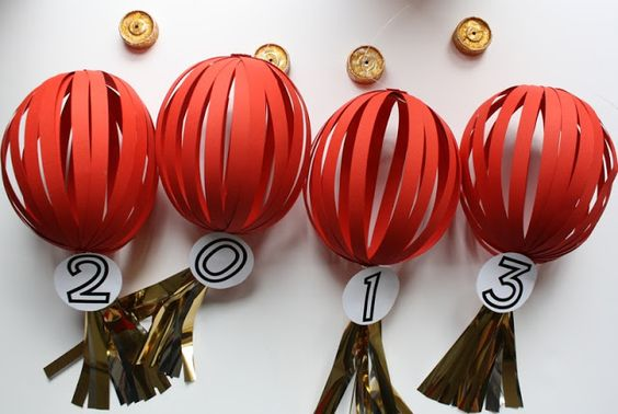 Chinese New Year Lanterns DIY | foliesdubonheur.com ...
