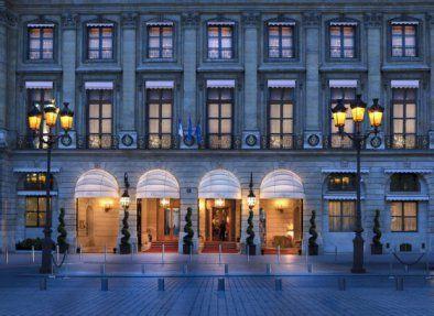 The Ritz in Paris - Historical