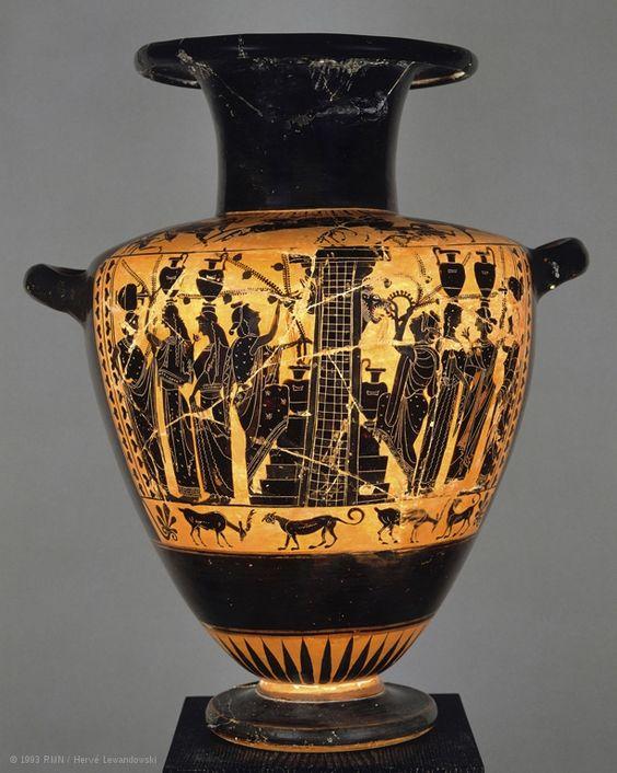 Antiquities, Greek art and Roman on Pinterest
