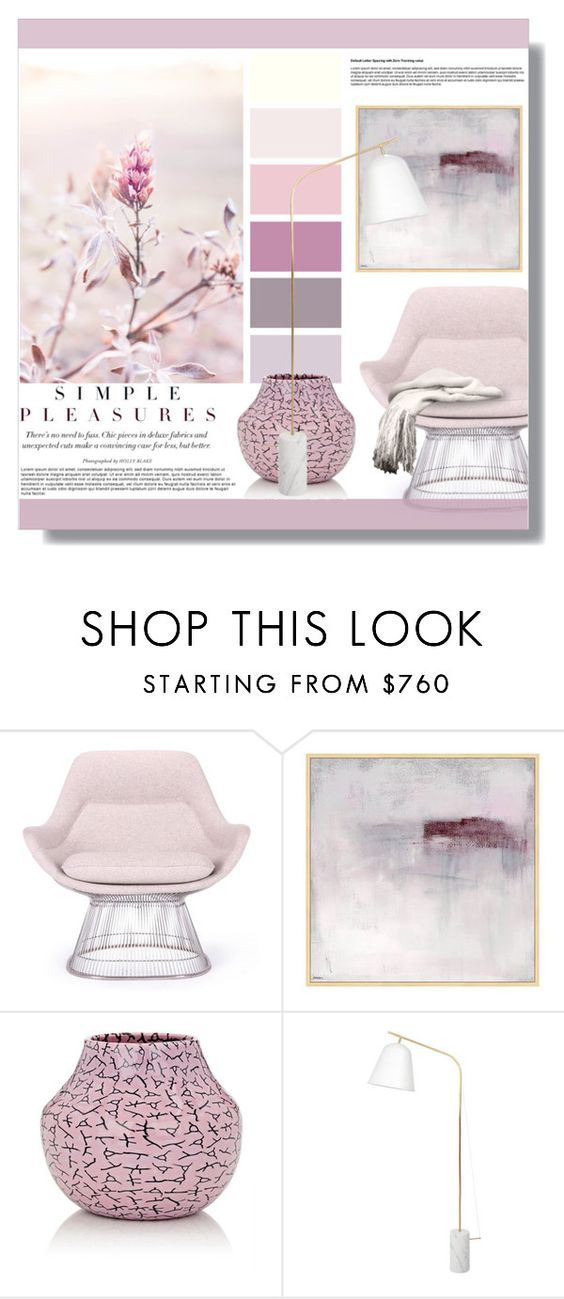 """Untitled #260"" by farmgirl2015 ❤ liked on Polyvore featuring interior, interiors, interior design, home, home decor, interior decorating, Rove Concepts, Pottery Barn and Venini"