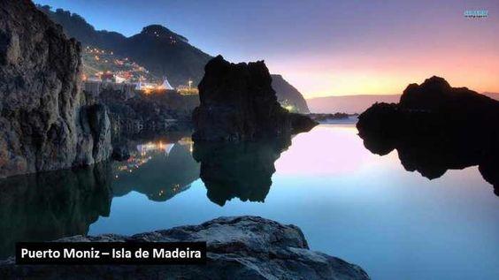 Ciudades  Isla de Madeira