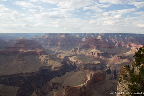 Grand canyon USA - Madame Ananas blog