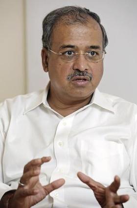 Dilip Sanghvi