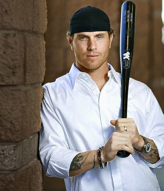 Josh Hamilton... Such a hottie! Thank God for baseball pants:)