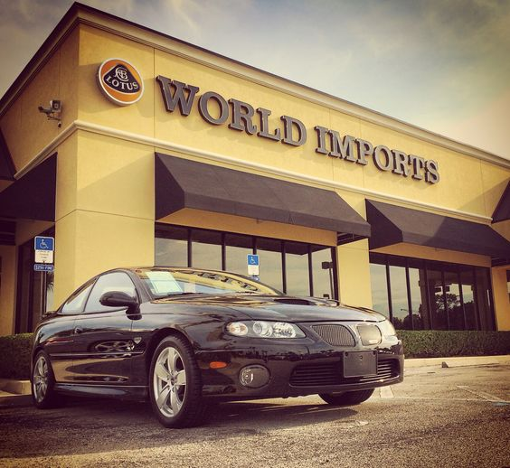 2006 Pontiac GTO ... 17 original miles