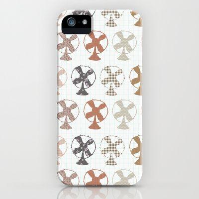 fans pattern iphone case by flying bathtub