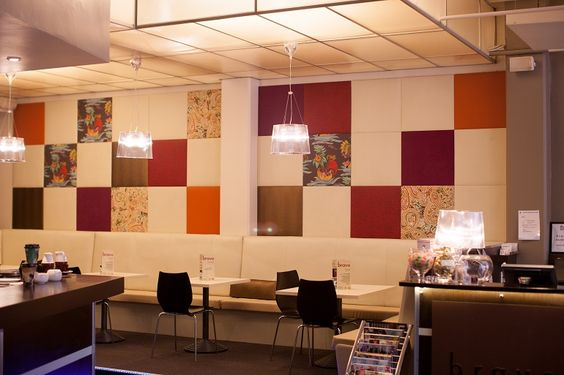 Bravo Cafe / Restaurant, Tauranga. Refurbished in 2012 with Interior Design services provided by Urban Lounge Interiors