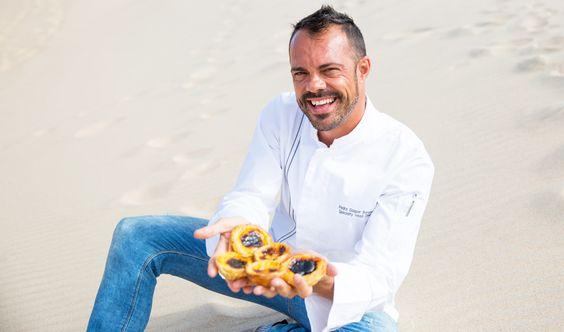 Um chef português no topo do mundo