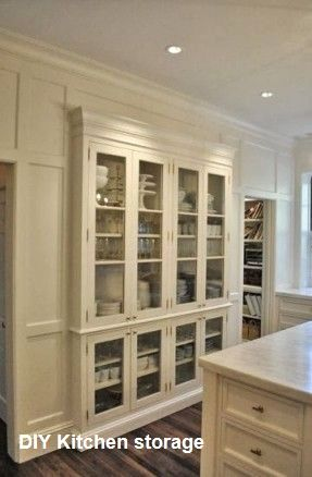 10 Diy Great Kitchen Storage Anyone Can Do 10 Diy Great Kitchen