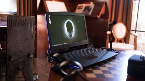 Hands-on review: Alienware 17