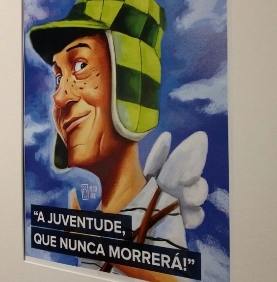#chaves #juventude #caricatura