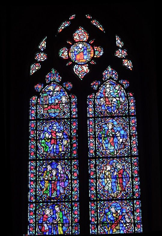 gothic church stained - photo #10