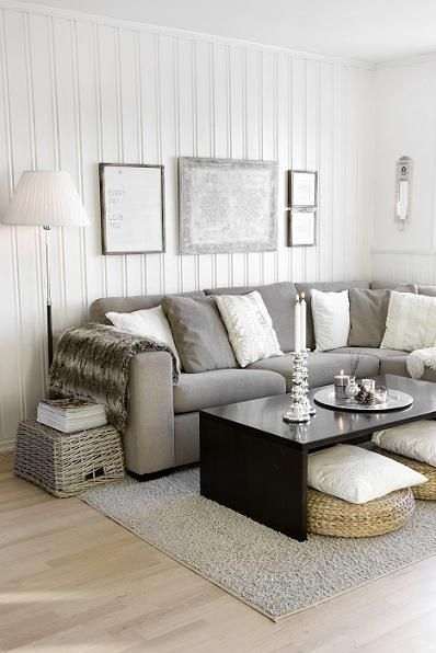 Ikea Extra Seating And Poufs On Pinterest