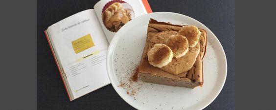 torta húmeda de cambur (banana) - sascha fitness