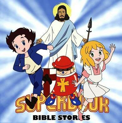 SuperBook Le storie della Bibbia