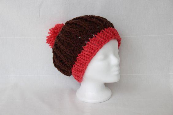 """Mützen - Mütze """"Lucy"""" - ein Designerstück von daswollmonster bei DaWanda"""