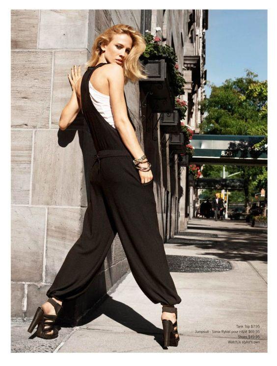 Natasa Vojnovic by Terry Richardson | <em>H&M Magazine</em>