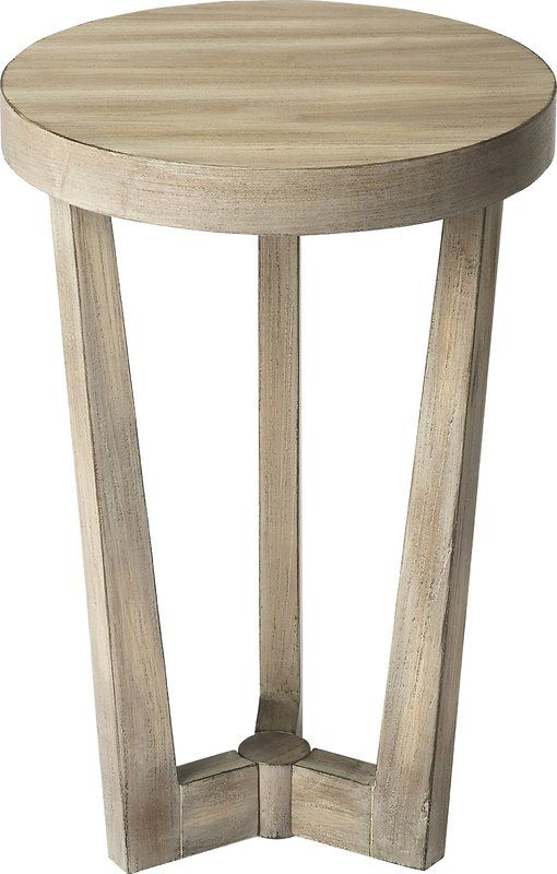 Tennille End Table In 2021 End Tables Round End Tables Round Accent Table