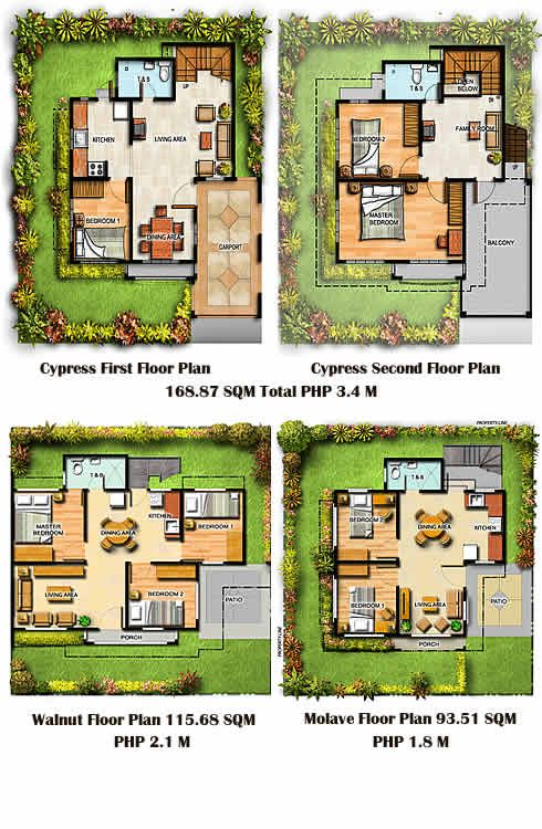 Smart Ideas House Floor Plan Design In The Philippines 12 Plans Of Houses On Home Floor Plan Design Home Design Floor Plans Floor Plans