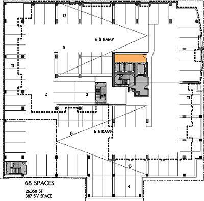 Parking structure plans google search parking garages for Apartment structural plans