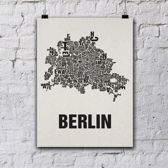 *Die Berliner Stadtteile und Kieze, vom Stephankiez bis Oberbaum-City, von SO 36 bis zur High-Deck-Siedlung, von Daheim bis zum Samariterviertel.*   +*Buchstabenorte zeigen die Bezirke einer...
