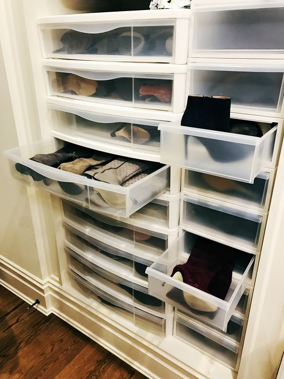 boot storage, closet organization, fall fashion, knee high boots, ankle boots