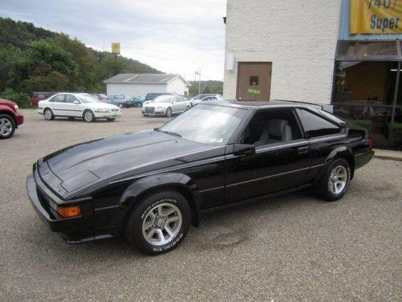 1983 Toyota Celica Supra. I had this same exact car except ...