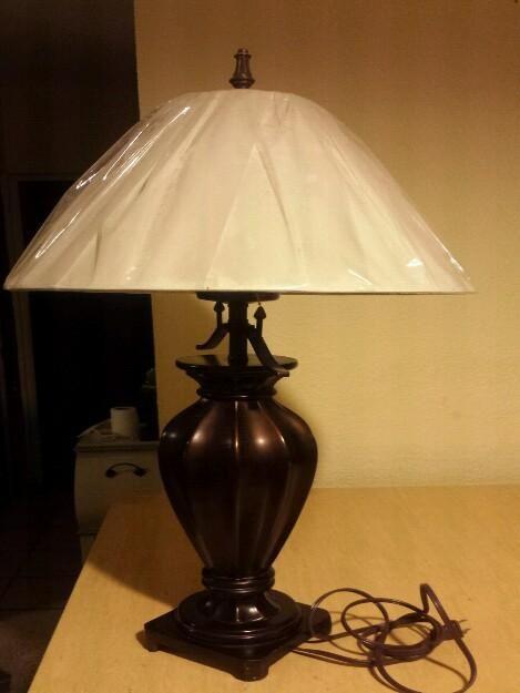 Lamparas de buro antiguas buscar con google lamparas - Lamparas de cristal antiguas ...