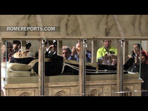 El cuerpo del Padre Pío se podrá venerar en la basílica de San Pedro por primera vez