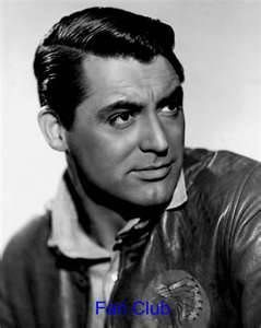 Cary Grant, one of my favorite funny men.