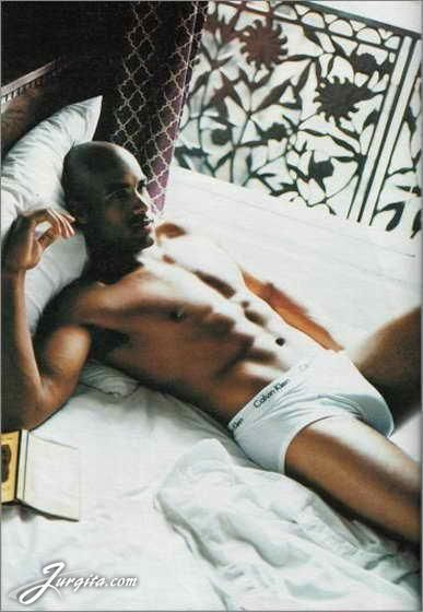 Boris Kodjoe Exposed | MORNING WOOD - BORIS KODJOE - Baller Alert.com
