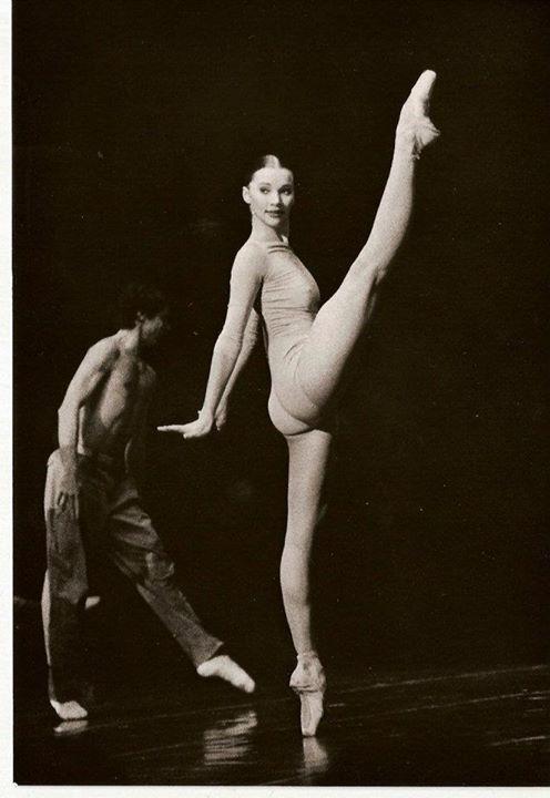 "yoiness: "" Kateryna Shalkina Bejart Ballet Lausanne 7 Danses Greques, 2006 "":"