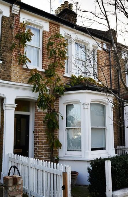 Best House Exterior Victorian Bay Windows Ideas London House Exterior Victorian Terrace House Exterior Renovation