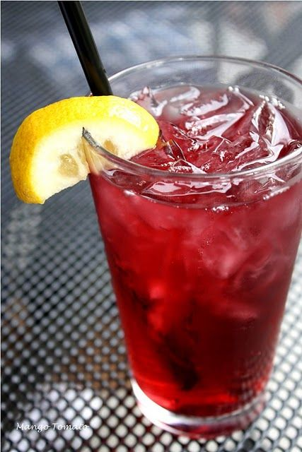 my latest obsession: anything with hibiscus