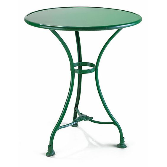 Franzosischer Gartentisch Eisen Gartentisch Tisch Gartenmobel Holz