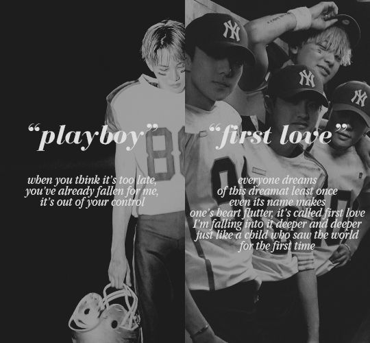 exo playboy first love exo we are one pinterest