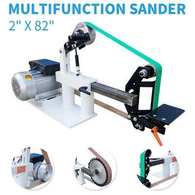 1 5kw 2 X 82 Knife Belt Grinder With 2 Hp Motor Multifunction Sander Belt Grinder Belt Sander Belt