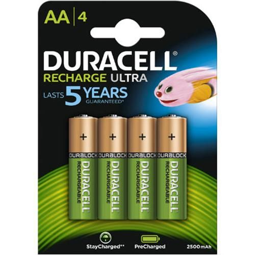 Duracell Batterij Ni Mh Staych Aa 1950mah 4st Duracell Rechargeable Batteries Cordless Phone