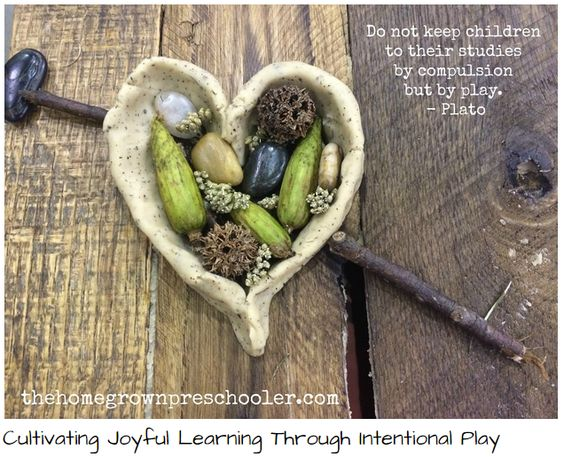 Cultivating Joyful Learning Through Intentional Play: