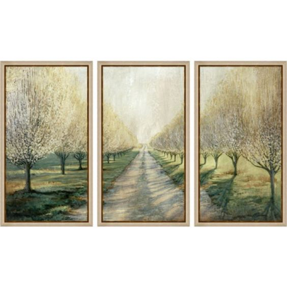 The Crossing Triptych