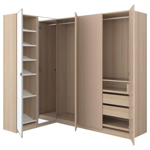 Ikea Pax Eckkleiderschrank Eckkleiderschrank Kleines
