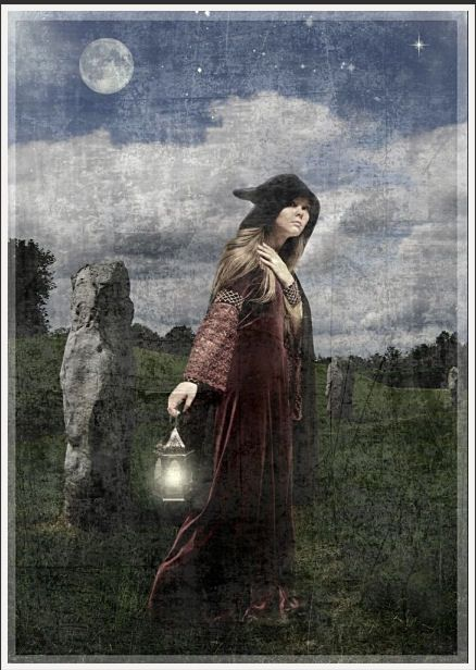 Hedgewitch  by ArwensGrace of DeviantArt - Angela Jayne Barnett