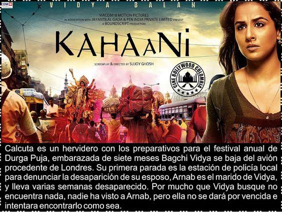 Cine Bollywood Colombia: KAHAANI