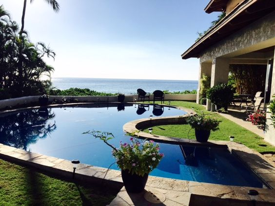 Oceanfront Homes in Kihei Maui
