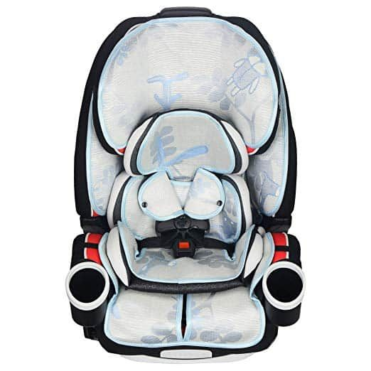 Amazon Car Seat Cooler Liner Mat For Graco 4ever All In One 4 In 1 Car Seat Accessories Blu Car Seat Cooler Car Seats Baby Car Seats
